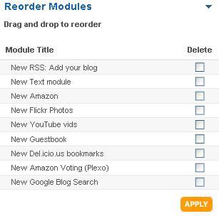 reorder-module