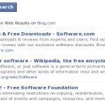 Bing Updates – 2009