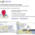 Google Places,  A New Name for Google Local Business Center