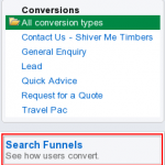 AdWords Search Funnels – Google's Intensive View on Conversion