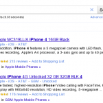 Instant Feature on Product Search – Google's Latest Update
