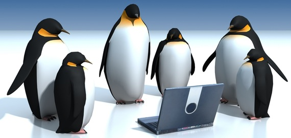 Google Penguin Update Targets WebSpam