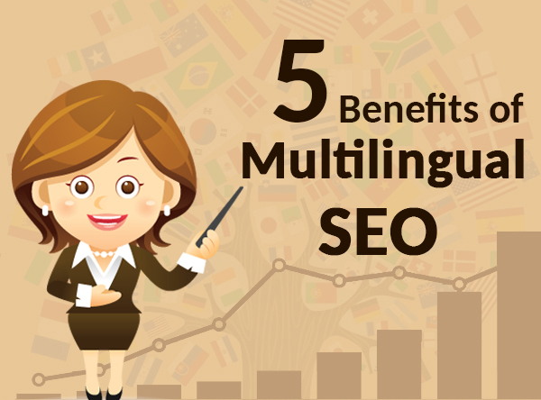 5 Benefits of Multilingual SEO