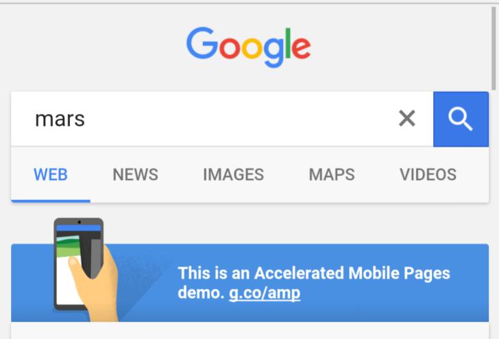 AcceleratedMobilePage